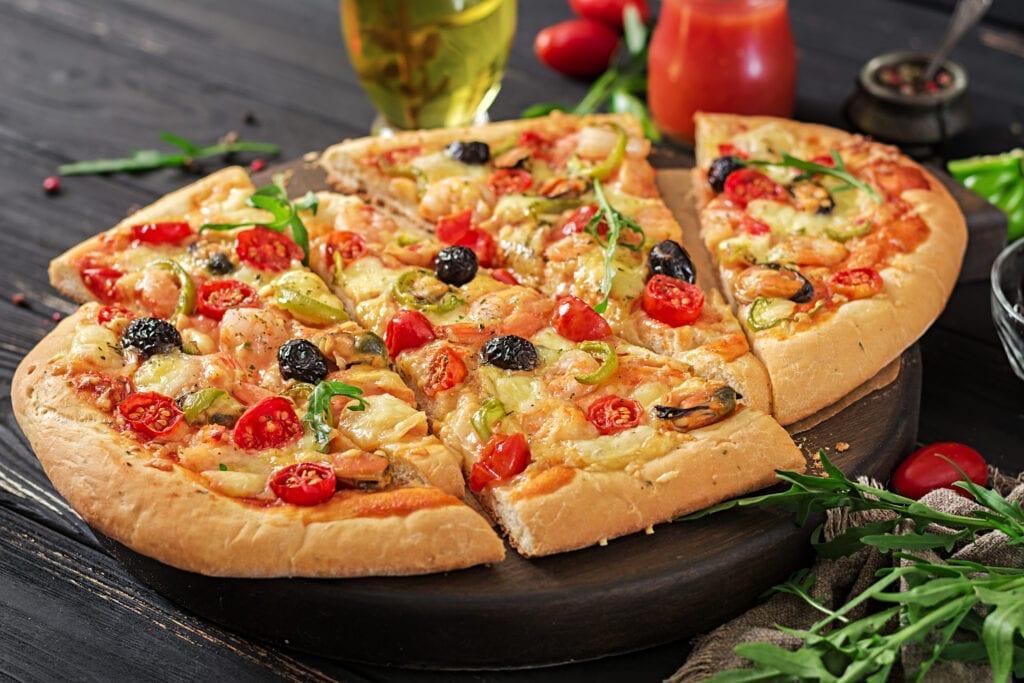 Pizza & Pasta Co. – Judicial Housing Colony