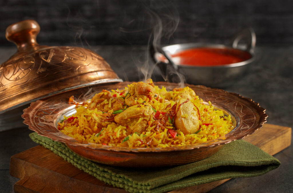 Biryani with Aloo – Yay or Nay?