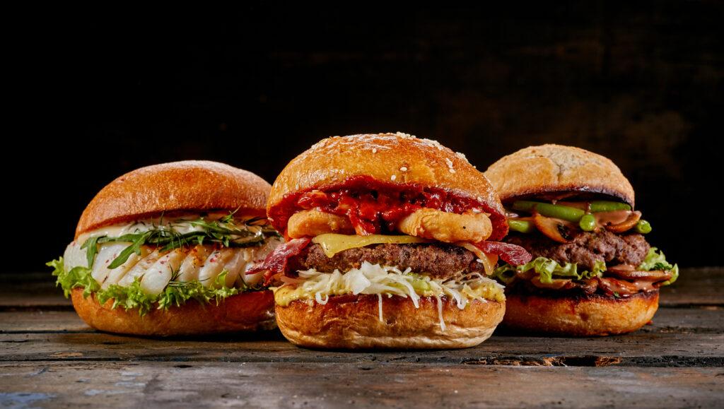 6 Best Burgers in Karachi