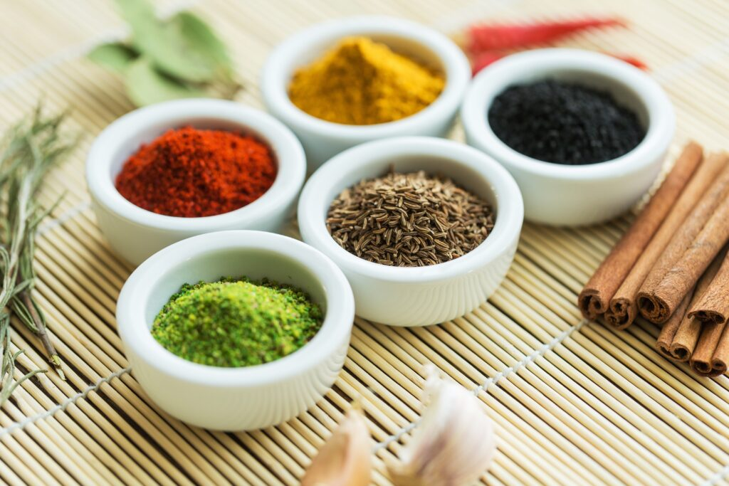 5 Popular Traditional Spices in Pakistan
