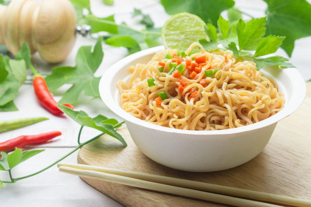 Instant Noodles – Maggi or Knorr?
