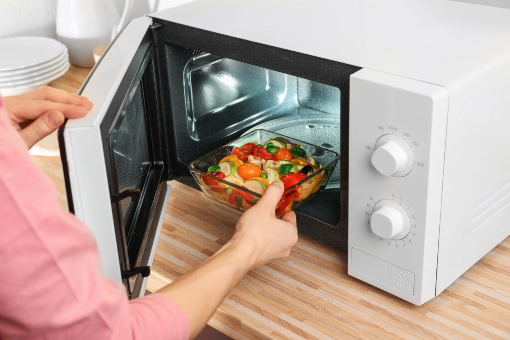 Should You Use a Microwave to Heat Food or Not?