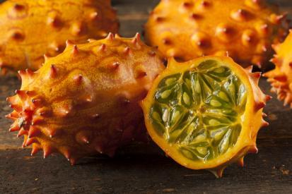 Horned Melon - Origin, Nutrition Profile, and Benefits