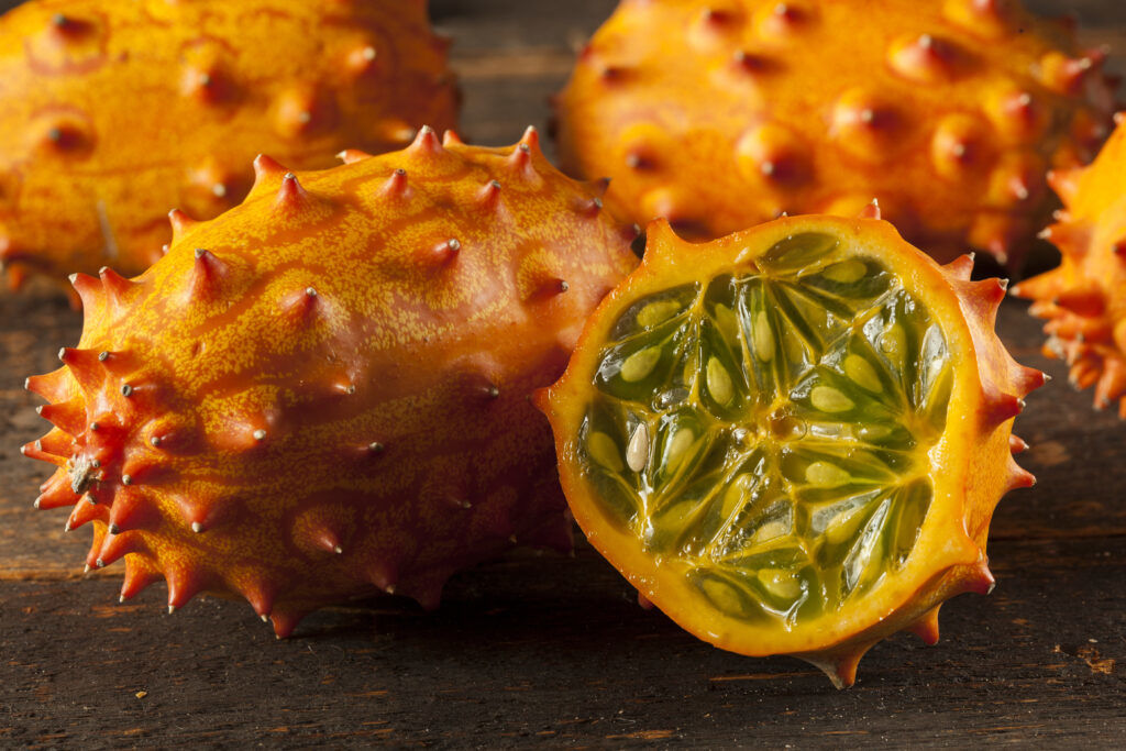 Horned Melon – Origin, Nutrition Profile, and Benefits