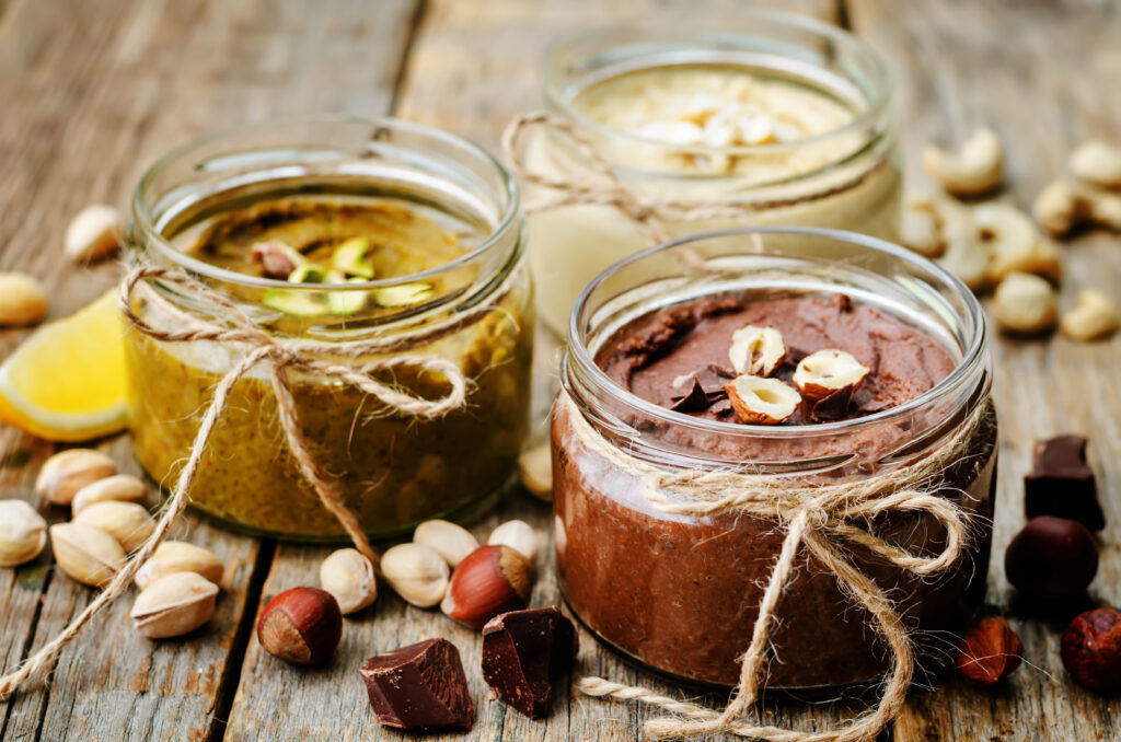 Types of Nut Butters
