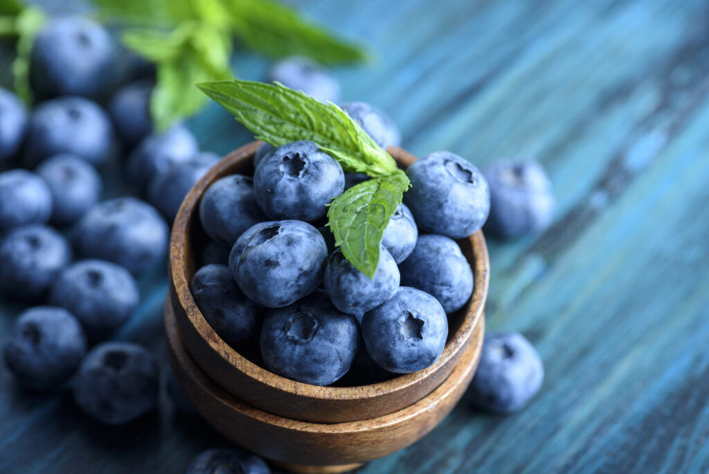 Blueberries – Origin, Nutrition, and Benefits