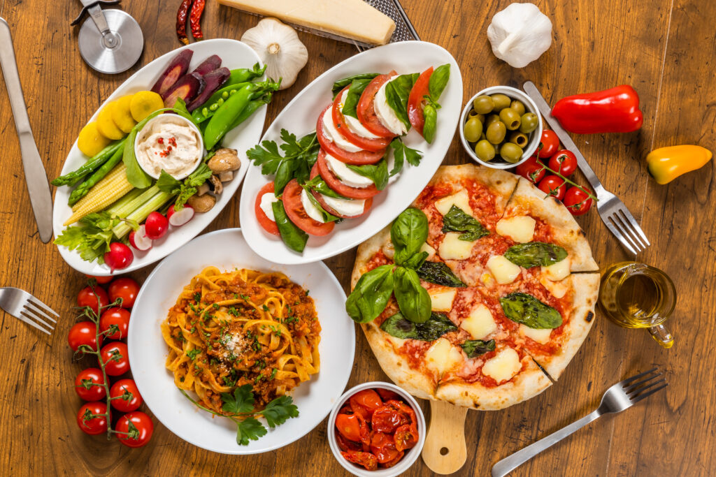 Introduction to Italian Cuisine