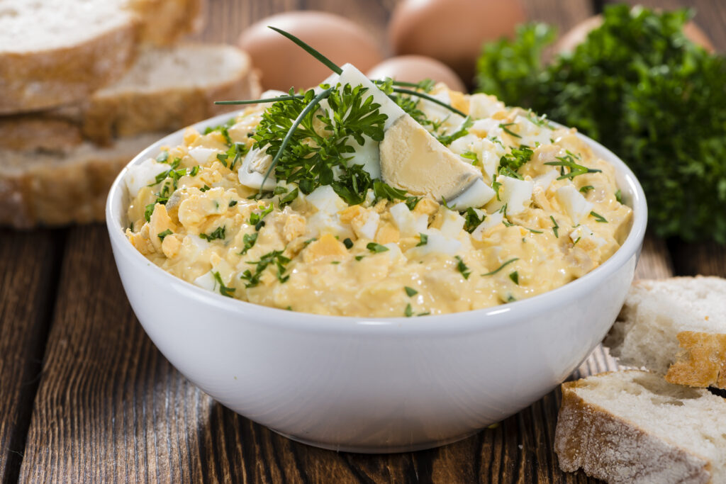 The Ultimate Egg Salad Recipe & Guide