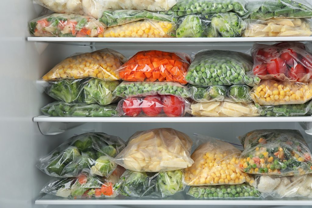 Storage Tips to Keep Veggies Fresh